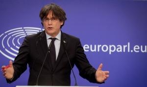 Uhapšen Carles Puigdemont