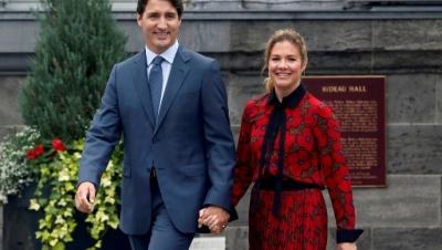 Zaražena supruga kanadskog premijera Trudeaua, on u izolaciji