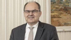 Schmidt u četvrtak pred parlamentarcima - Zvizdić