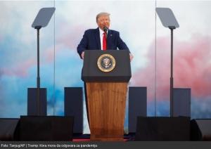 Zaboravio ime talibanskog vođe, Trump: Nazovimo ga 'Mohammed'